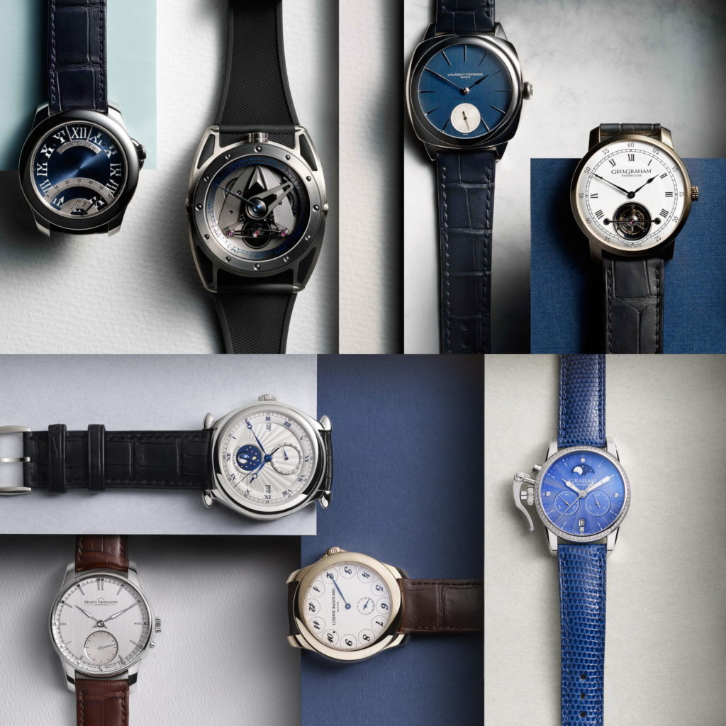 Events Ludovic Ballouard Watches : William & Son x QP