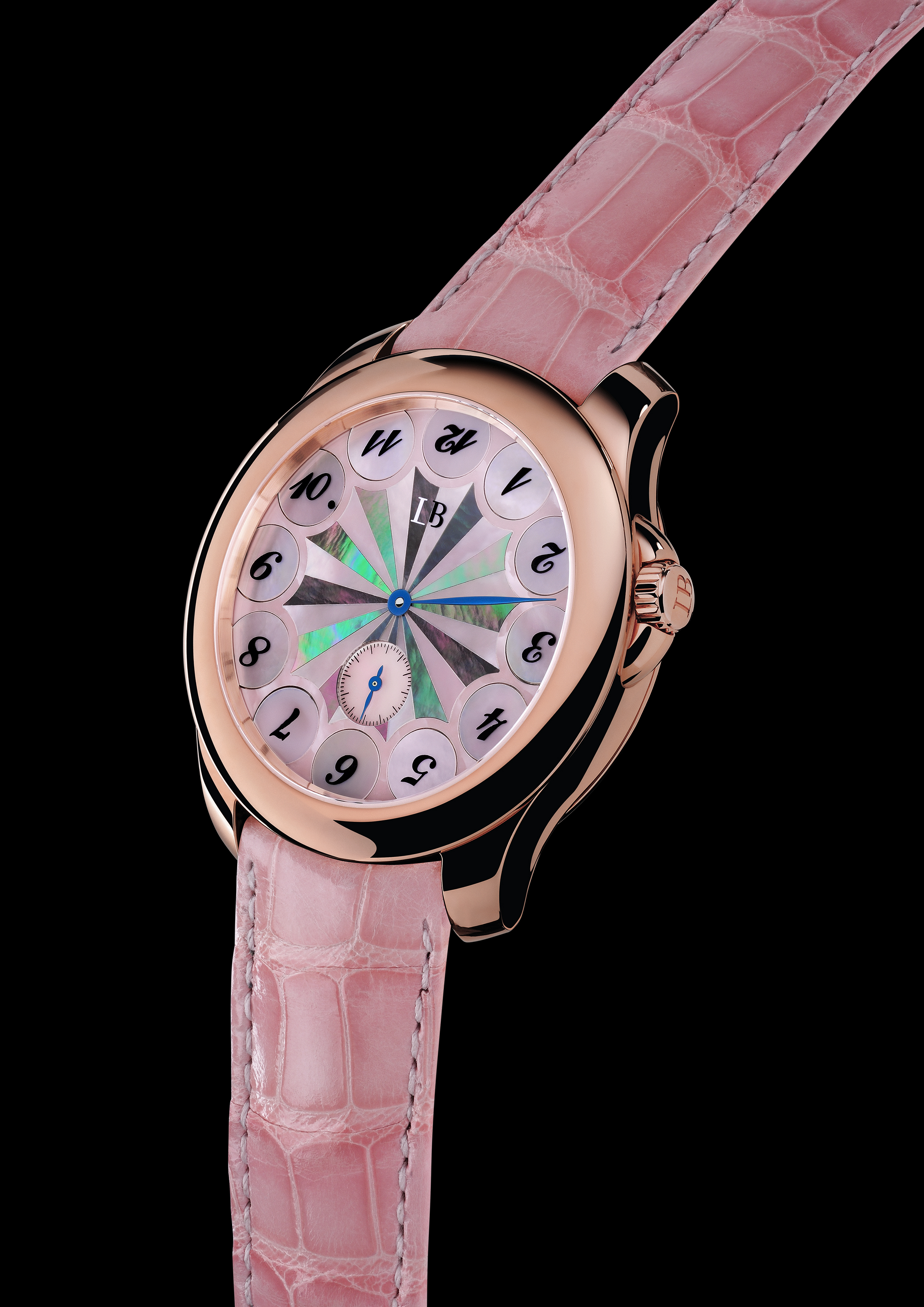 Ludovic Ballouard special edition Upside Down pink nacre